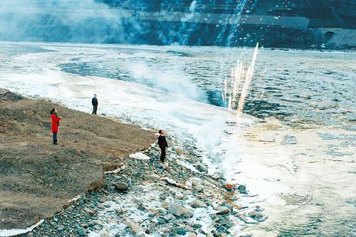 映画『山河ノスタルジア』より ©Bandai Visual, Bitters End, Office Kitano