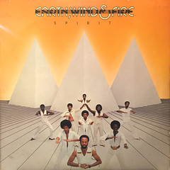 EARTH,WIND & FIRE:SPIRIT(JACKET A)
