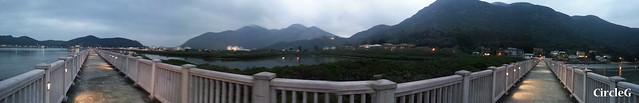 CIRCLEG 大澳 巴士 船 一天遊 香港 東涌站 炭燒雞蛋仔 貓 少林寺 夜景 散步 遊記 (37)