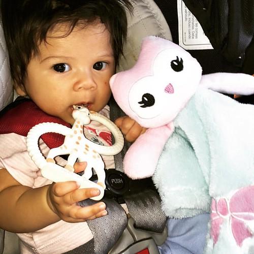 Road trip #Spokanebound #babysquish