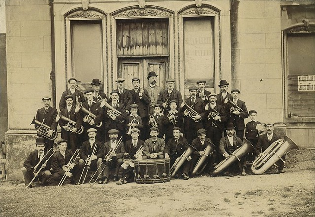 Hetton Silver Band (1887 - 2009)