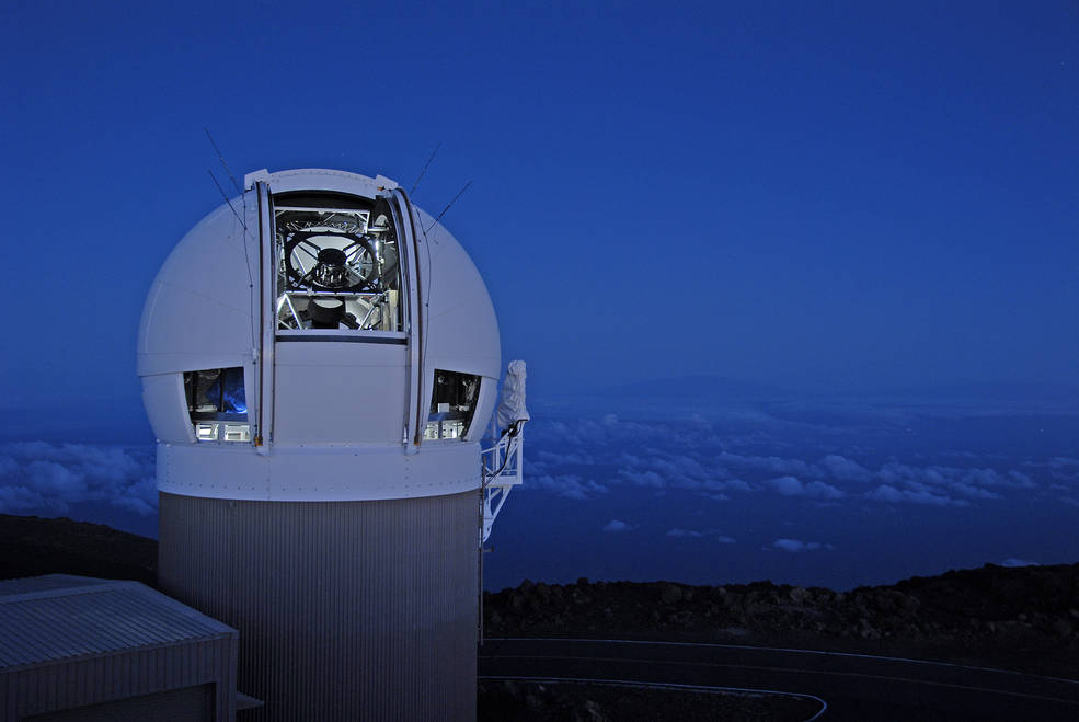 Panoramic Survey Telescope & Rapid Response System (Pan-STARRS)