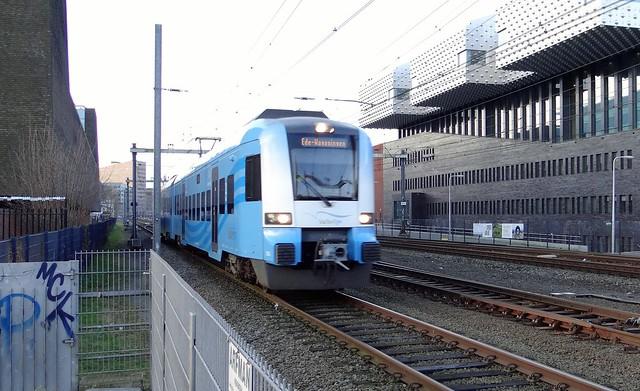 Amersfoort Koppelpoort, Protos Connexxion Valleilijn Ede-Wageningen