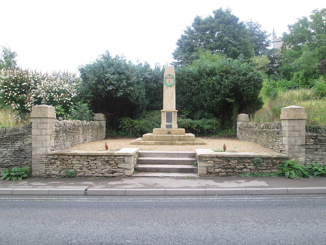 Bladon War Memorial