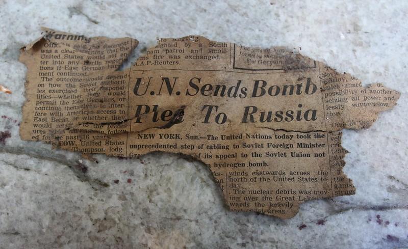 UN Bomb Plea
