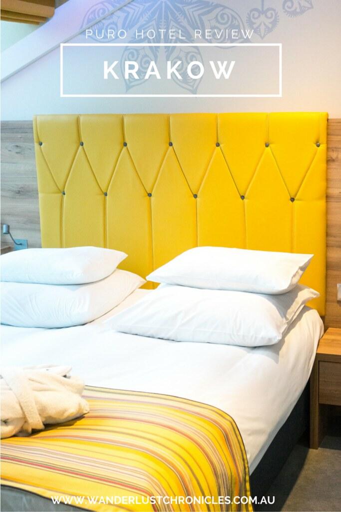 Puro Hotel Krakow Pinterest
