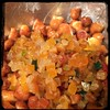 #homemade #Struffoli #Pignolata #HoneyBalls #CucinaDelloZio - add citrus