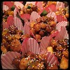 #homemade #Struffoli #Pignolata #HoneyBalls #CucinaDelloZio - put on sprinkles!
