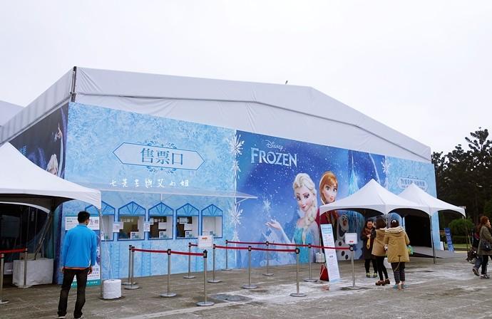 1 冰雪奇緣冰紛特展 中正紀念堂