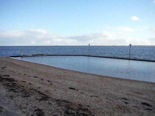 Second (westerly) Paddling Pool, Concord Beach, Canvey Island