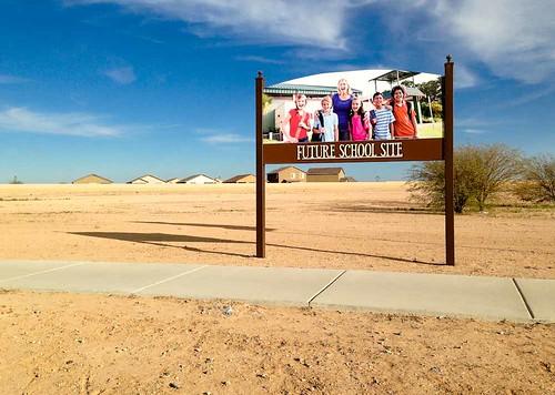 school arizona usa sign communication maricopa