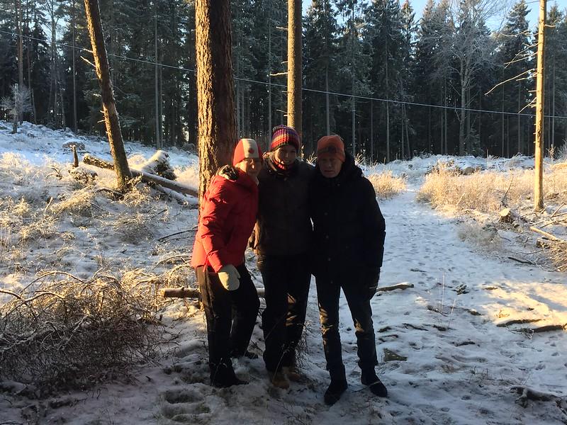 Promenad runt Sjöslingan