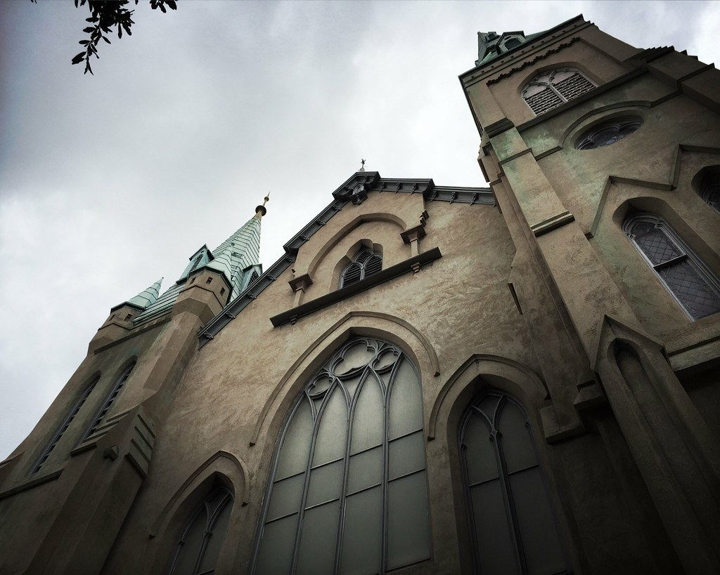 Wesley Monumental United Methodist Church