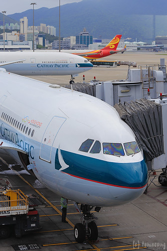 Cathay Pacific CX510