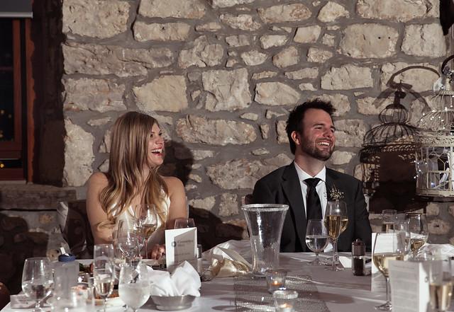 Amberly & Justin | Cambridge Mill Fun & Candid Wedding Photography