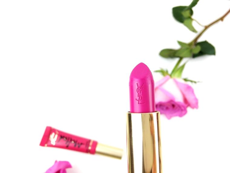 YSL Satin Radiance Lipstick