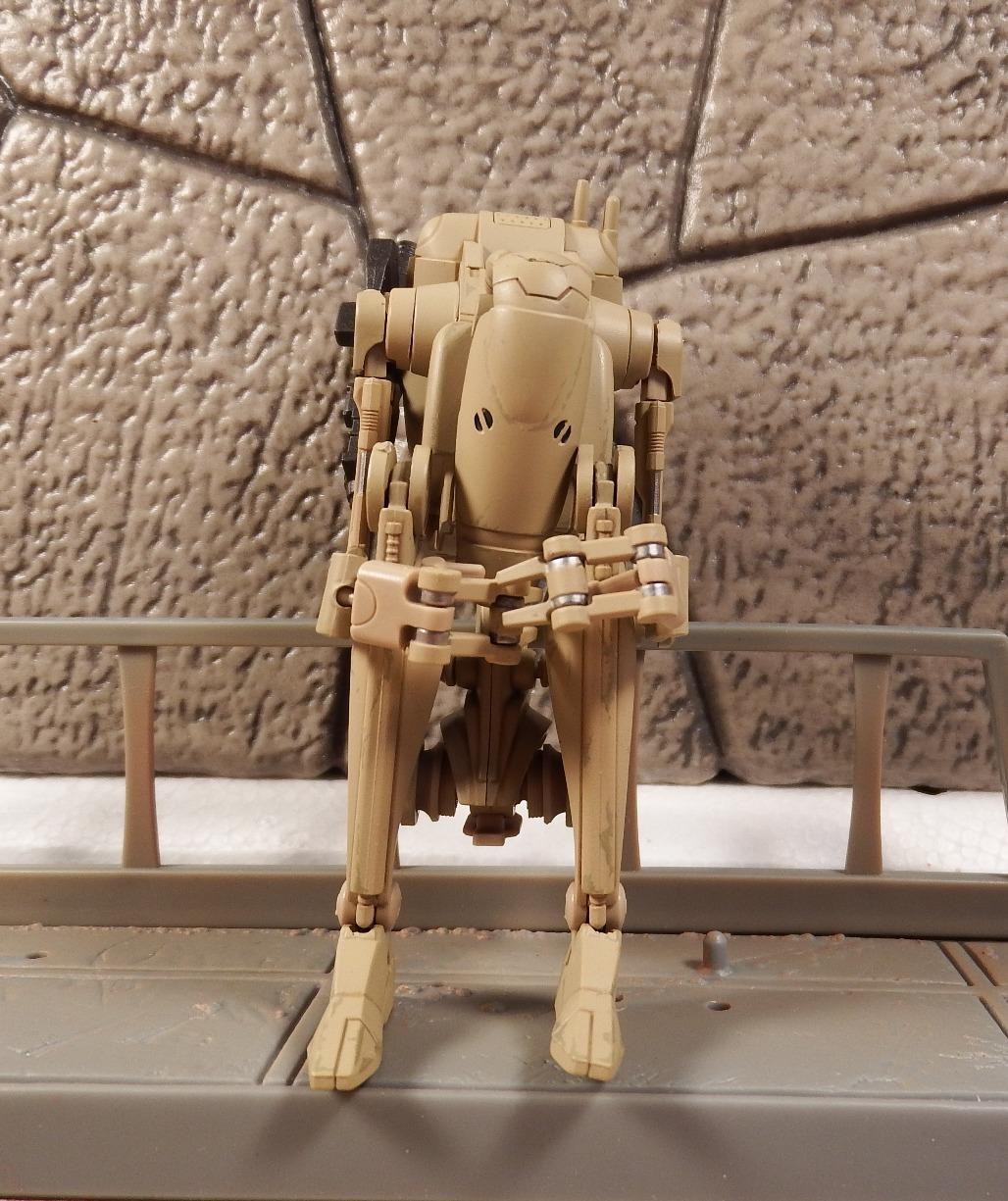 Toy Review: S.H. Figuarts Battle Droid
