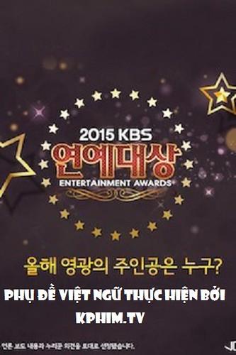 Lễ Trao Giải KBS 2015 (2015)