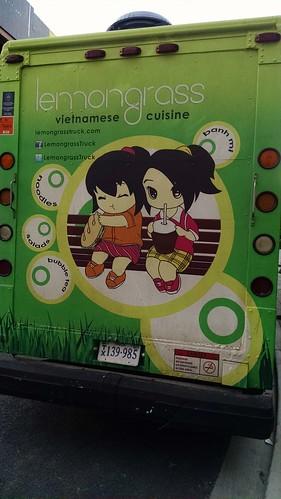 Lemongrass Vietnamese Cuisine Food Truck