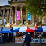 Another market on the Flag Market at Preston