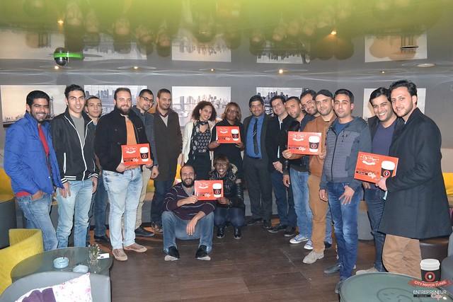 Entrepreneur Café Tunis@13ème Meeting