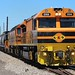 4174S with GWA004 & 2207 rolls into Pelican Point by Dom Quartuccio