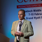 Michael Suppaner,  A TEC Production & Services GmbH (Austria) - Cemtech MEA 2016