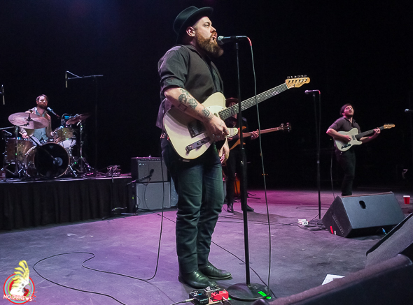 Alessia Cara and Nathaniel Rateliff and the Night Sweats in Detroit