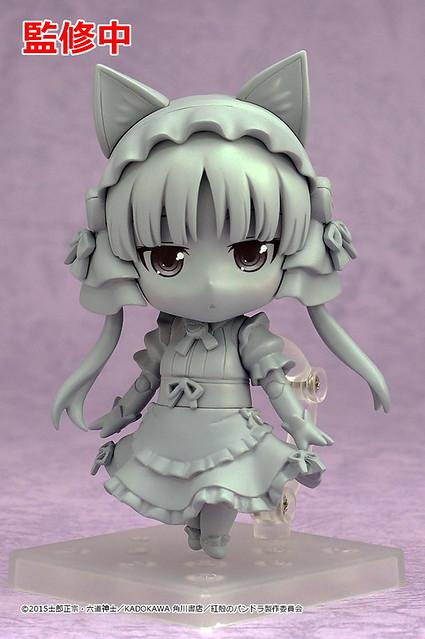 Nendoroid Clarion (Koukaku no Pandora: Ghost Urn)