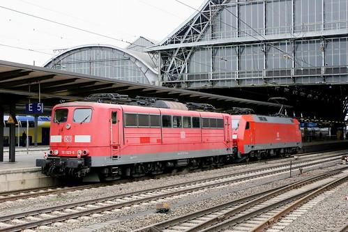 train db railways schenker br152 br151