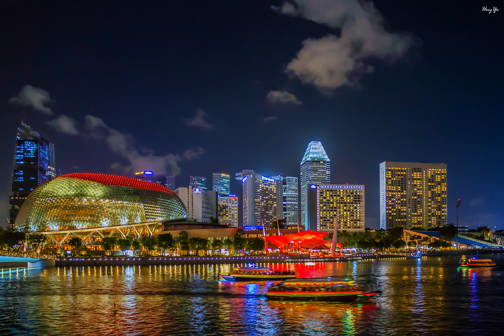 Esplanade Theatres, Singapore