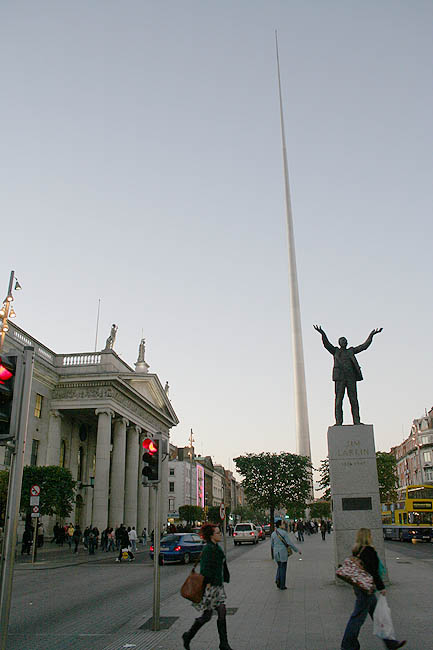 O'Connell Street. Paco Bellido, 2007