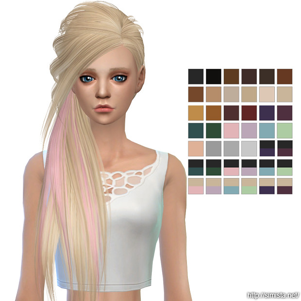 SimistaRetextureSkysims253Hair
