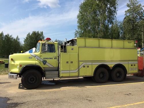 North Star Fire Engine 35