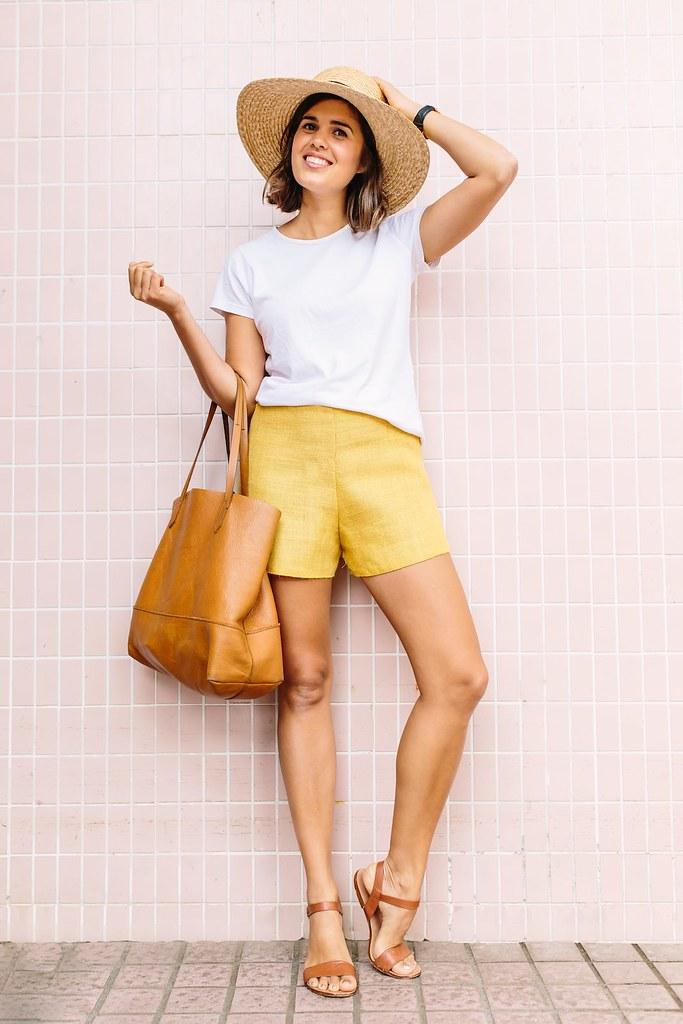 DIY Summer Shorts