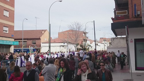 españa jesus cristo turismo móstoles semanasanta borriquita sagradaentrada