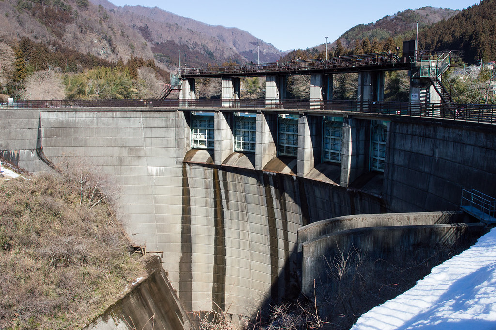 [A/AP]中之条ダム / Nakanojo dam