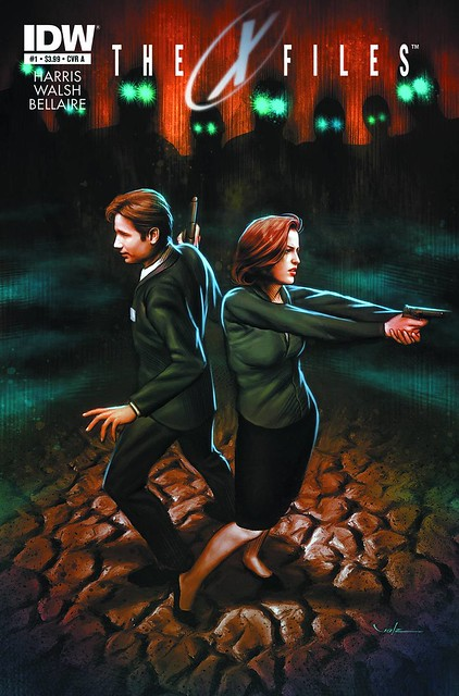 The X-Files - Comics - Cover 2
