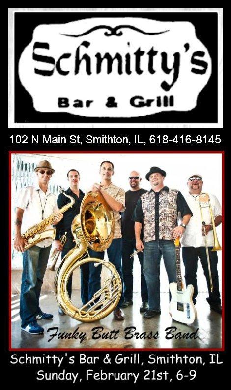 Schmitty's Bar & Grill 2-21-16