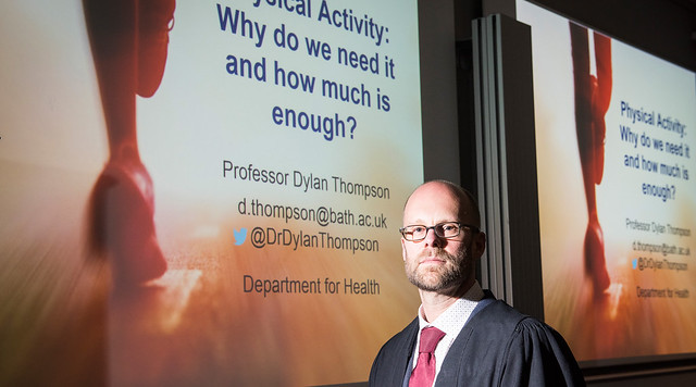 hysical activity: Why do we need it and how much is enough? (Inaugural lecture)