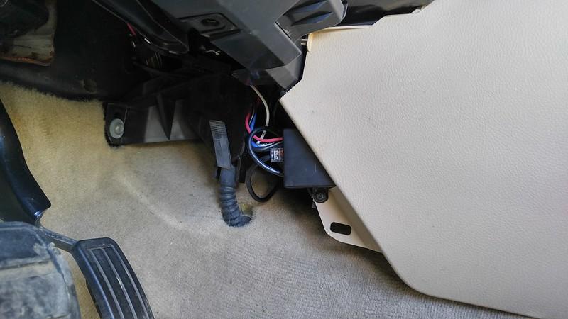 Lr3 Brake Controller Install