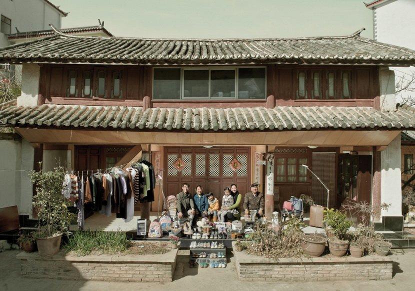 網購家當︰中國偏遠居民在淘寶買的所有物7
