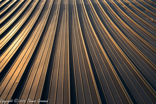 pinellascounty corrugated tampabay publiclibrary roof observationdeck metal architecture sunset clearwater florida abstract lines pattern shadows light minimalism parallels diagonal texture