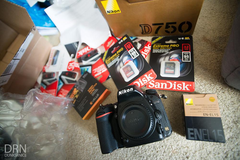 New Camera.
