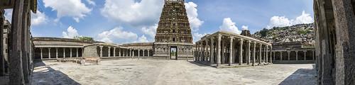 nikon nikond810 nikkor2470mmlens india southindia gingee gingeefort tamilnadu 2016 february2016 landscape history architecture temple venkataramantemple rvkphotographycom rvkphotography rvkonlinecom