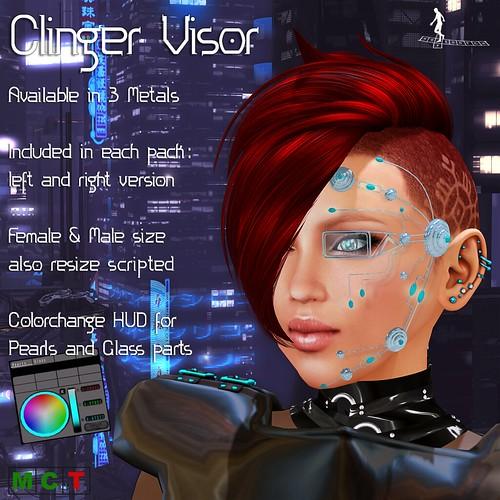 Clinger Visor