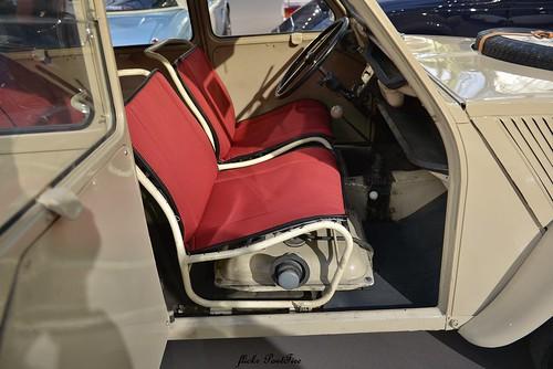 1962 Citroën 2cv sahara 4x4