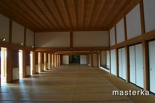 熊本城の寝殿