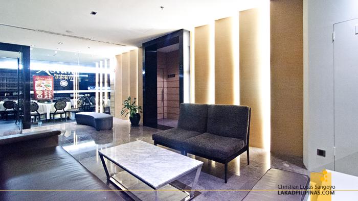 Horizon Hotel Kota Kinabalu Lobby