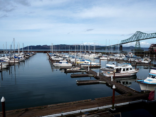 Astoria harbor